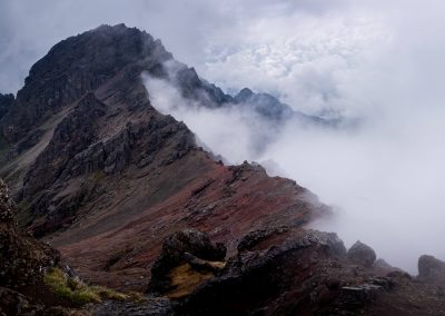 Ruminahui volcano