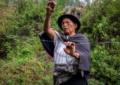 Quichua woman