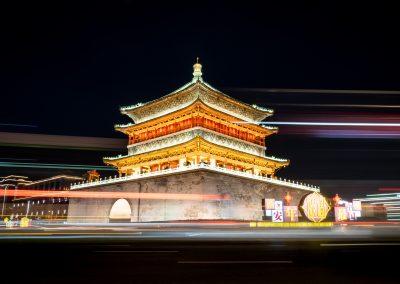 Bell Tower - Xian