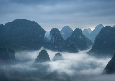 Mountains Yangshuo