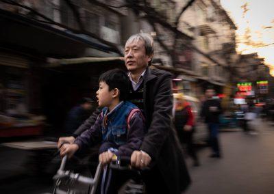 Street photography - Xian