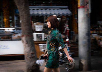Streets of Xian