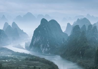 Xianggong Hill - Yangshuo