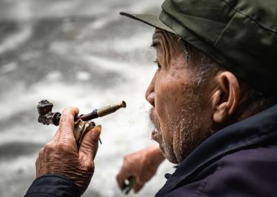 Zhaoxing pipesmoker