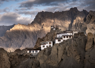 DHANKAR MONASTERY IN SPITI VALLEY