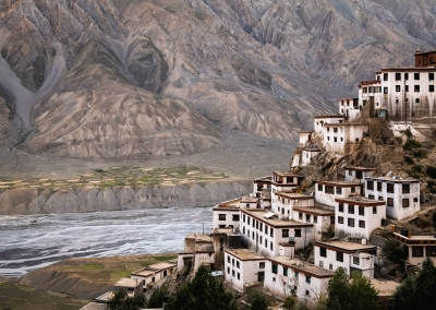 KEY MONASTERY IN SPITI VALLEY