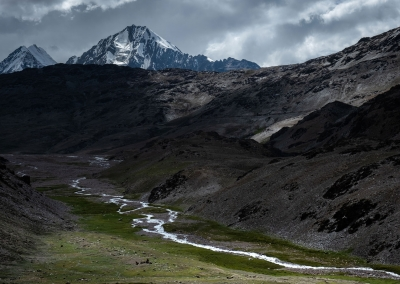 KUNZUM PASS IN SPITI VALLEY