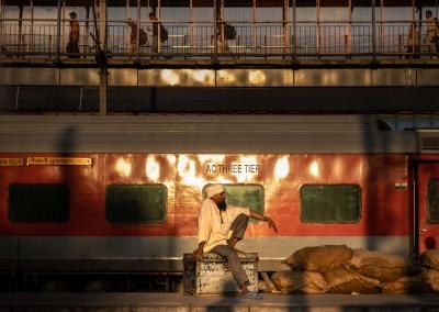 Railway life - Delhi
