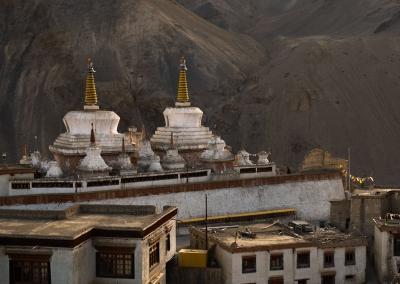 Stupas - Lamayuru