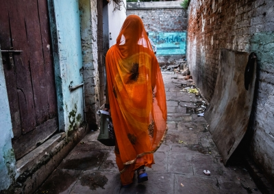 Colorful-street-varanasi-india