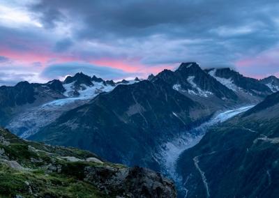 Glacier d'Argentière - Chamonix