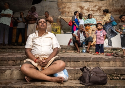 Prayer - Varanasi