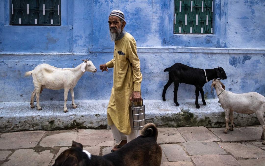 Photographic immersion in Varanasi – India