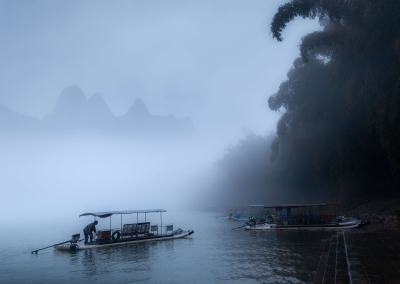 fog-in-yangshuo
