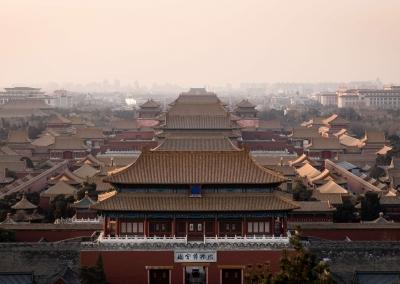 Cité Interdite - Jingshan Hill