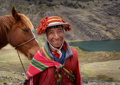 Lares-people-trek