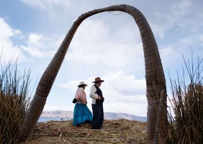 Uros-titino-titicaca