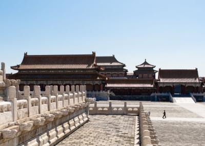 forbidden-city-beijing-lonely-guard