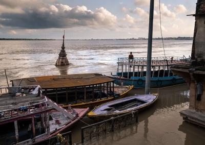 Flooded-Varanasi-india
