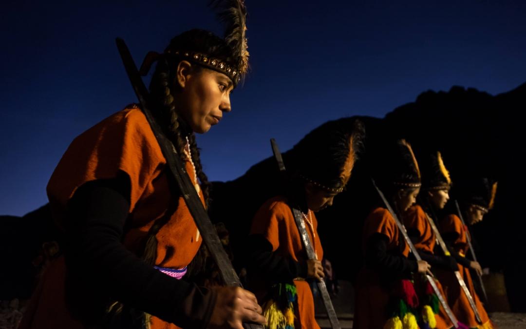 The Qoyllur Rit'i Festival – Peru