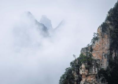 zhangjiajie-mountains-fog