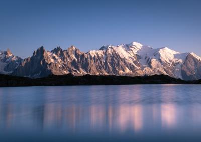 Mont-Blanc-Lac-des-Chéserys