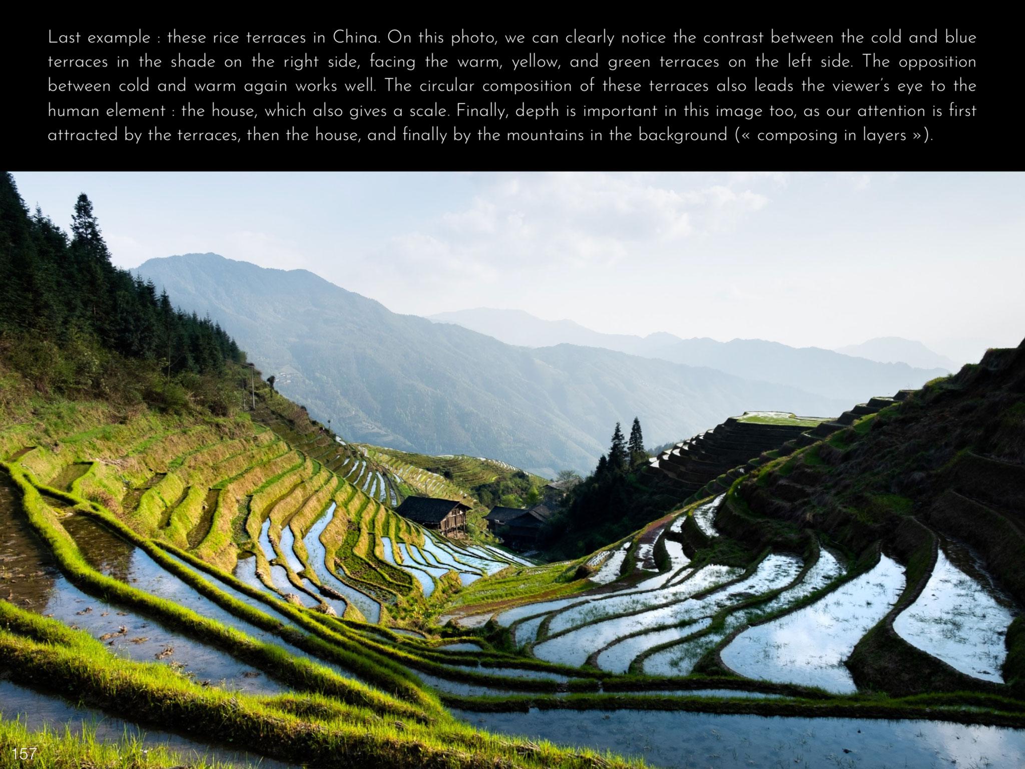 ANALYZING LANDSCAPE PHOTOGRAPHS