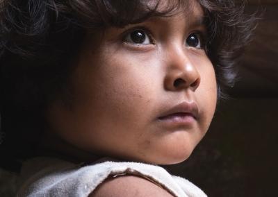 KOGI INDIGENOUS BOY OF COLOMBIA
