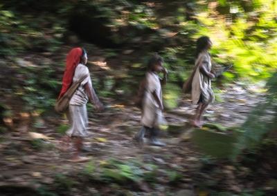 WIWA INDIGENOUS TRIBE IN THE SIERRA NEVADA DE SANTA MARTA