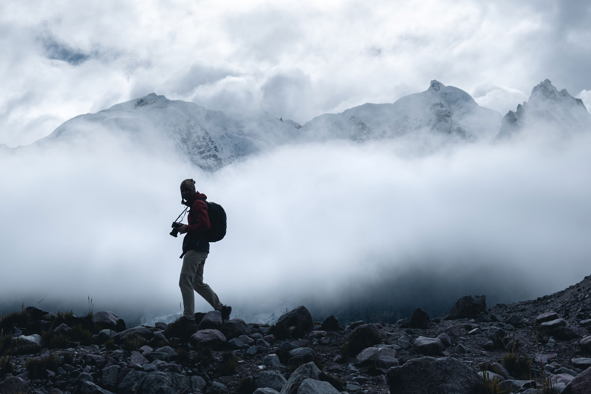 EXPLORING THE PERUVIAN ANDES