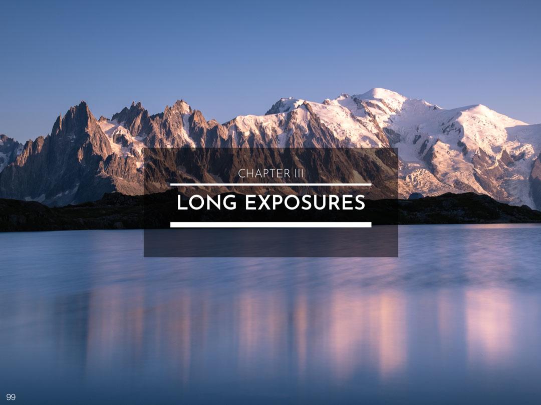 CHAPTER III : LONG EXPOSURES