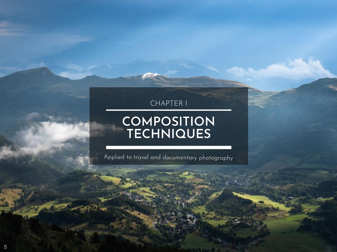 CHAPTER I : COMPOSITION TECHNIQUES