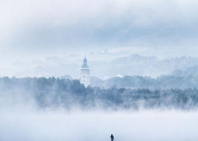Zywiec-Lake-Foggy-Morning-paddle