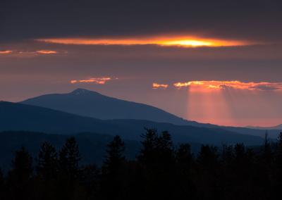 sunrise-babia-gora-rycerzowa