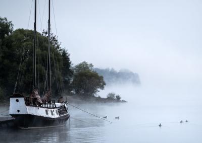 zywiec-lake-boat