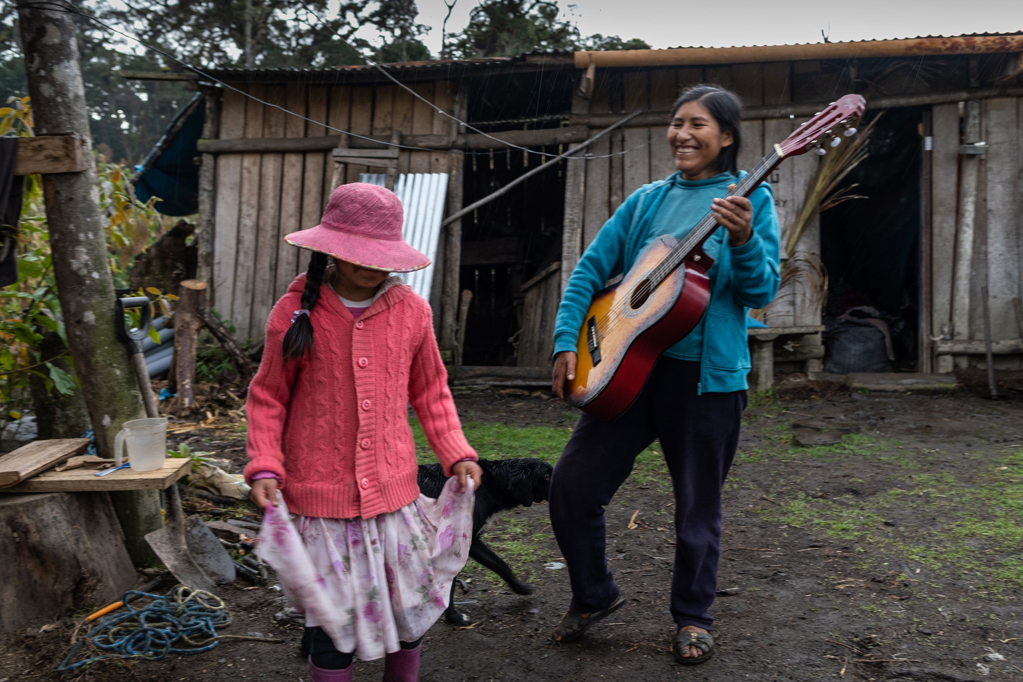quechua-family-dancing-and-playing-music