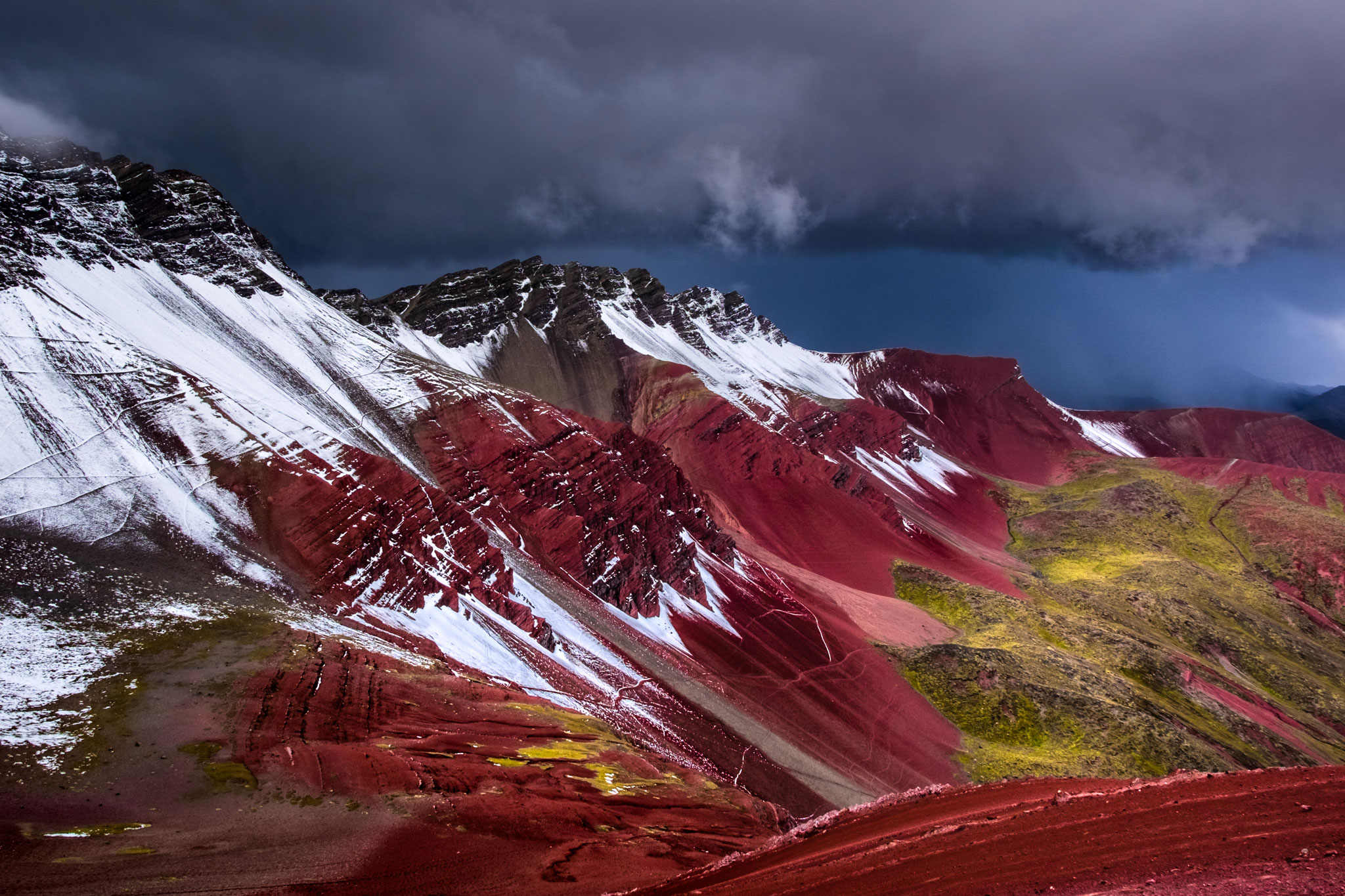 RED VALLEY - CUSCO REGION - PERU